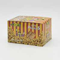 Best Peanut Salted 25 g x 24 Pieces