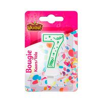 Vahine Candle Numero 711024