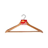 Rozenbal Wood Hanger 3 Pieces