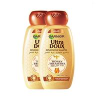 Garnier Ultra Doux Shampooing Honey Treasures 700ML X2 25% Off