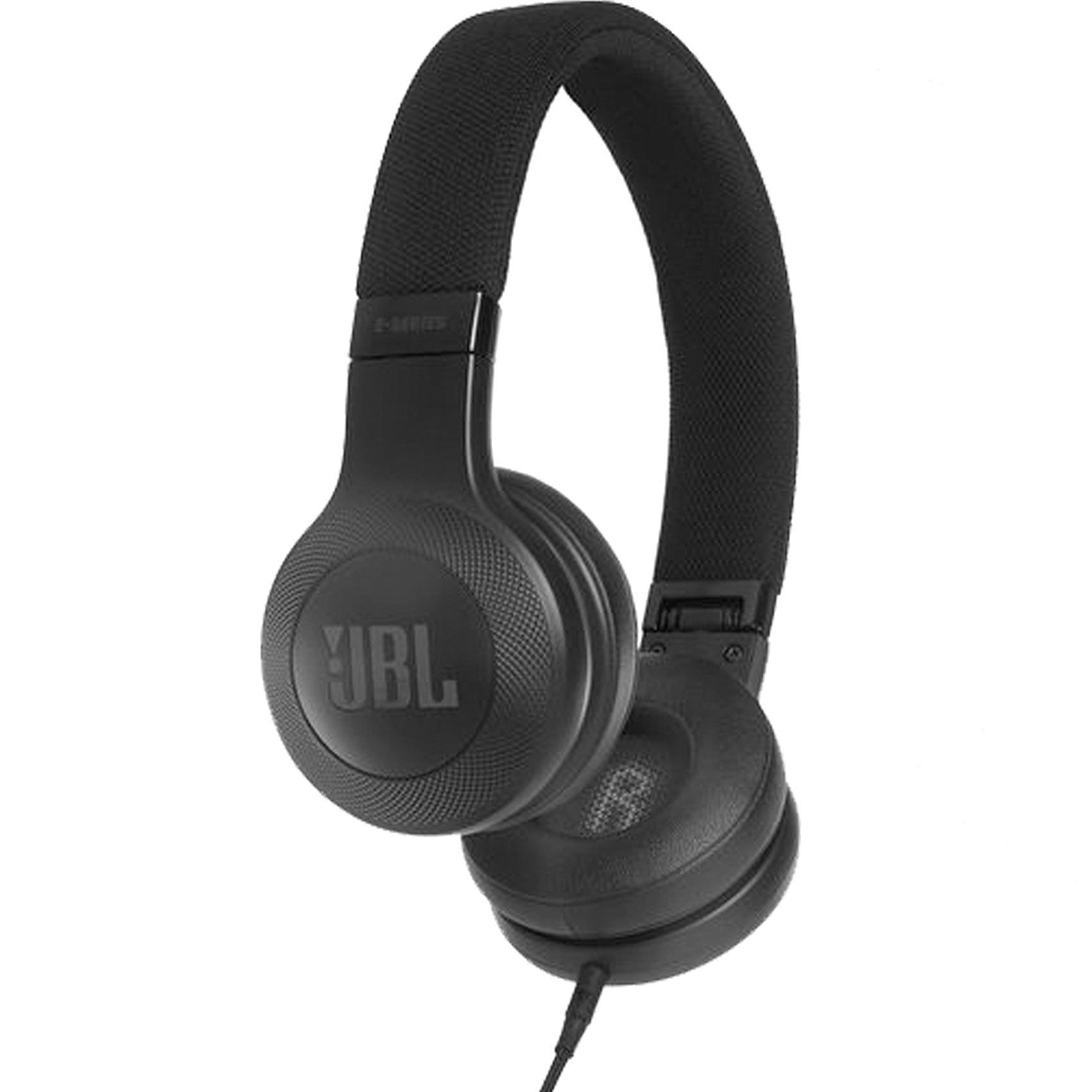 JBL HEADPH E35 BK