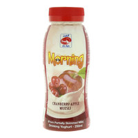 Al Ain Morning Cranberry-Apple Muesli 250ml
