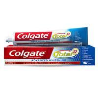 Colgate Total 12 Advanced Whitening Toothpaste 75ml