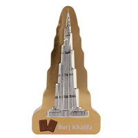 Burj Khalifa Milk Chocolate 200g