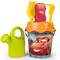 Smoby Cars 3 Medium Garnished Bucket