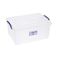 Dunya Deep Clear Storage Box 15L 30