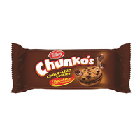 Tiffany's Chunkos Choco Chip Chocolate Cookies 43g