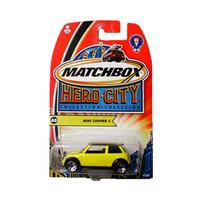 Matchbox Mini Cooper Hero City 1-75 Collection