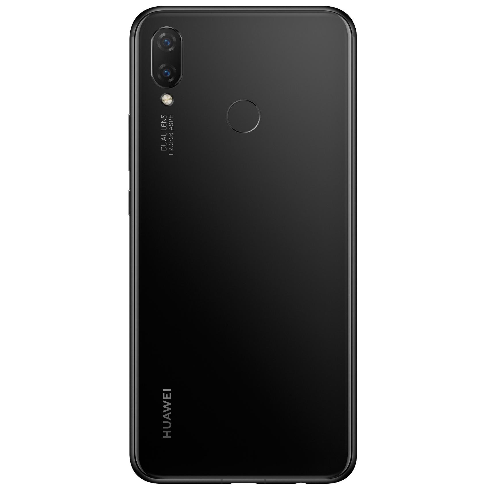 Buy Huawei Nova 3i Dual Sim 4g 128gb Black Online Shop Null On