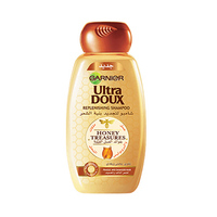 Ultra Doux Shower Gel Honey 500ML+ Loofah