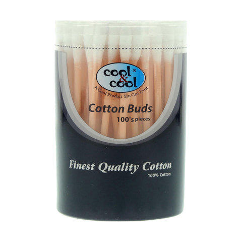 Cool-&-Cool-Cotton-Buds-100-Pieces