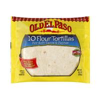 Old El Paso Tortilla 232GR 6 Inch Diameter