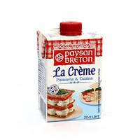 Paysan Breton UHT cream 200 ml