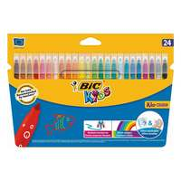 Bic Kids Color Felt Pens 24 Pcs