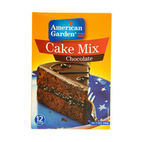American Garden Cake Mix Chocolate 500g