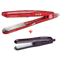 Babyliss Hair Straightener ST396 SDE + Travel Hair Straightner