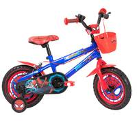 "Spartan 12""Marvel Spiderman Bicycle"