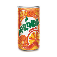 Mirinda Soft Drink Can Regular 150ML