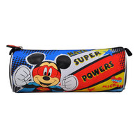 Disney Mickey Comicon Round Pencil Case