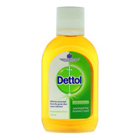 Dettol Anti Bacterial Antiseptic Disinfectant 125ml