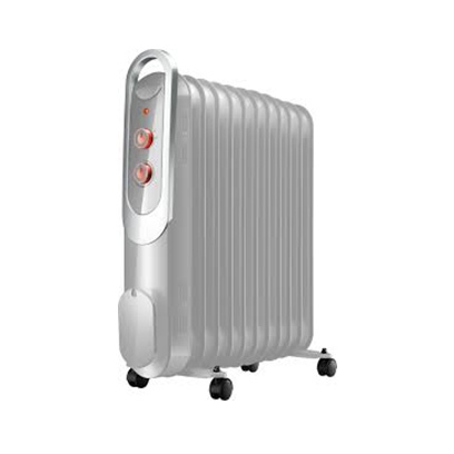 OIL RADIATOR OFR11W WHI CAMPOMATIC