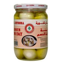 Lebanes Dairy Co. Chtoora Labneh Non Fat 600g