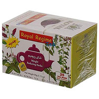Royal Herbal Regime 25 Tea Bags