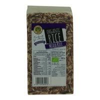 Organic Larder Organic Rice Mixed Rice 500g