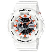 Casio Baby G Women's Analog/Digital Watch BA-110PP-7A2