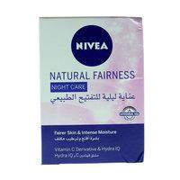 Nivea Natural Fairness Night Care 50ml