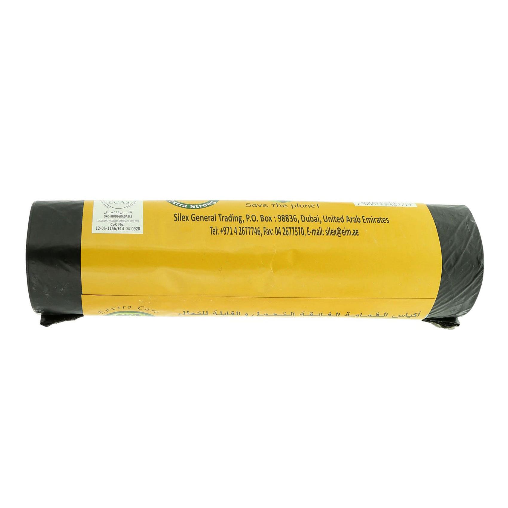 ENVIRO CARE BLACK ROLLS 105X125CM