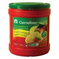 Carrefour Instant Powder Drink Fruit Cocktail 2.5 Kg