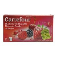 Carrefour Fruits Tea Bags x25