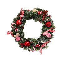 Decorated Wreath 45CM
