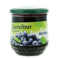 Carrefour Myrtilles Jam 370 g