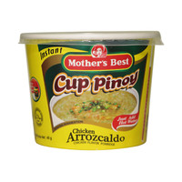 Mother's Best Instant Cup Pinoy Chicken Arrozcaldo 40g