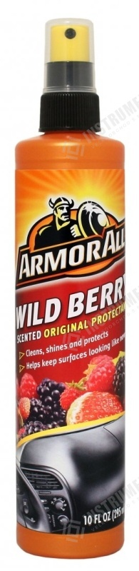 Armorall Protectant Gloss Finish Wild Berry 295 Ml