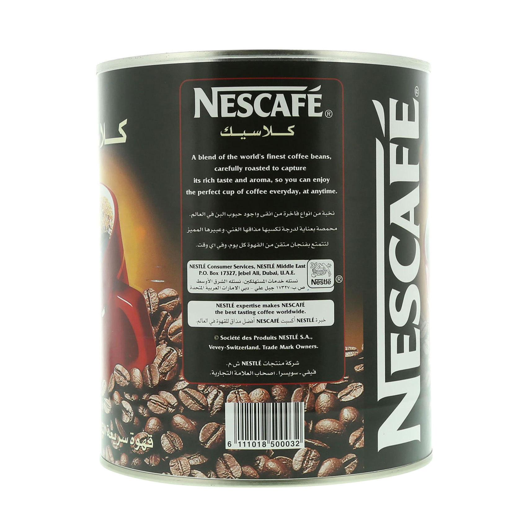 NESCAFE COFFEE 750GR