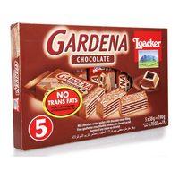 Loackers Gardena Chocolate Wafers 38gx5