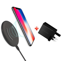 Cellairis Wireless Charger  + QC Wall charger