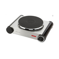 Tristar Hot Plate LP6191 Stainless Steel