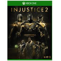 Microsoft Xbox One Injustice 2 Legendary Edition
