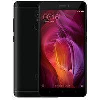 Xiaomi Smartphone Redmi Note4 64GB Dual SIM 4G Black