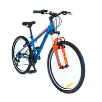 "Spartan 24"" Galaxy  Mtb  Blue"