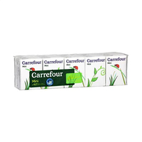 Carrefour Mini Tissues Pack Of 15X9