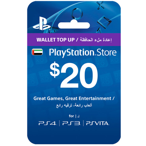 Sony-PlayStation-Wallet-Top-Up-$20