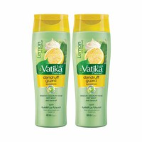 Vatika Shampoo Anti-Dandruff 400ML X2