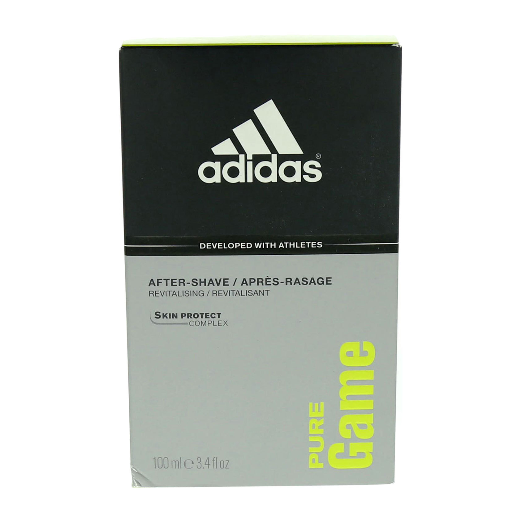 ADIDAS PURE GAME AFTER SHAVE 100ML