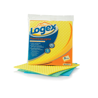 Logex Sponge Cloths Cellulose