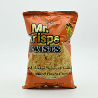 Mr. Krisps Twist Salted Potato Crunch 80 g